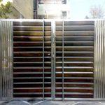jasa pemasangan gerbang stainless steel