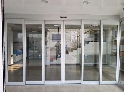 jasa pemasangan pintu otomatis #1 medan