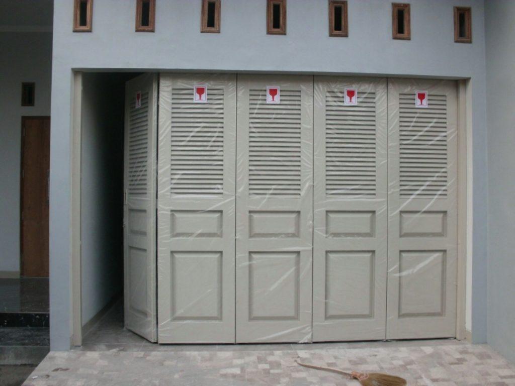 jasa pemasangan pintu besi press di medan