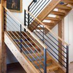 jasa pemasangan railing tangga kayu #1 medan