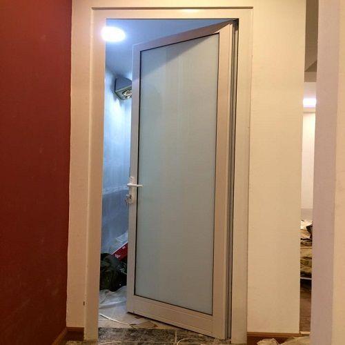 jasa pemasangan pintu kamar mandi upvc #1 medan