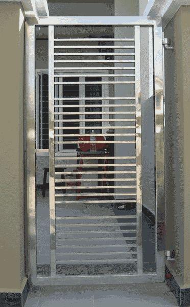 jasa pemasangan pintu stainless steel #1 medan
