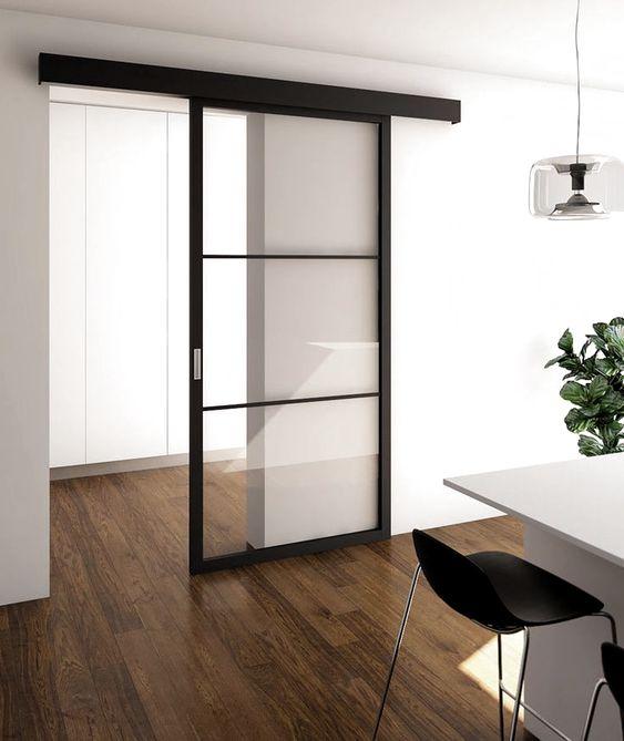 pintu slding aluminium kaca