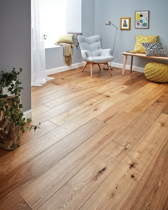 wood composite floor