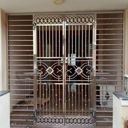 jasa pemasangan pintu stainless steel