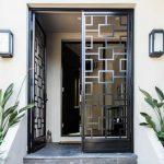 jasa pemasangan pintu besi minimalis #1 medan