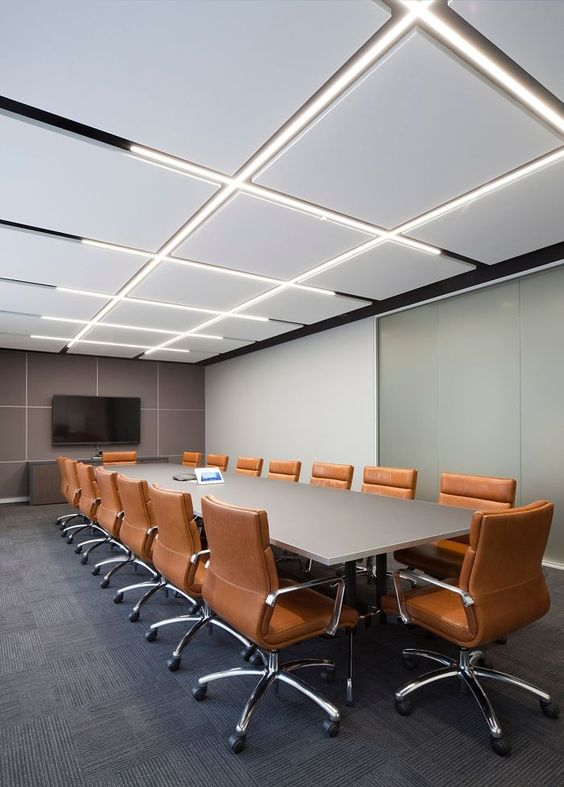 plafon acoustic board ceiling